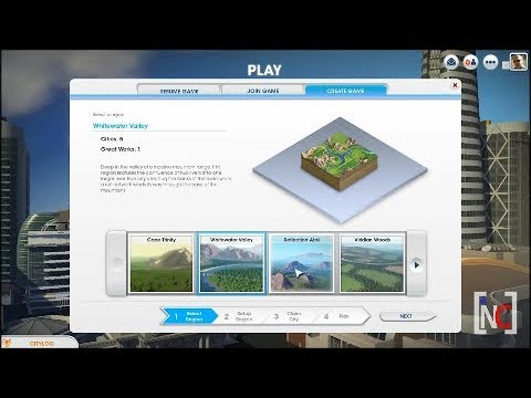 Simcity Tutorial – Astrapolis Part 1 – Lets Play