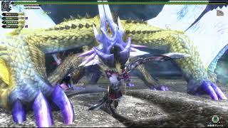 Monster Hunter Frontier Z: G Rank Shagaru Magala (シャガルマガラ) [4K]