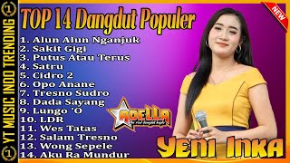 Yeni Inka Ft. Adella Full Album Terbaru 2021 Yeni Inka - Alun Alun Nganjuk | Dangdut Koplo Populer