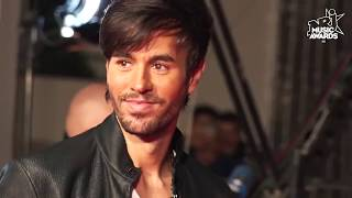 Enrique On The Red Carpet of  NRJ Music Awards 2016