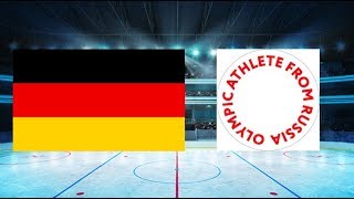 Germany vs OAR (3-4 OT) – Feb. 25, 2018 | Game Highlights | Olympic Games 2018 | Gold Game