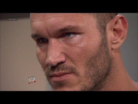 Randy Orton reveals his Extreme Rules match against Kane: SmackDown - April 20, 2012