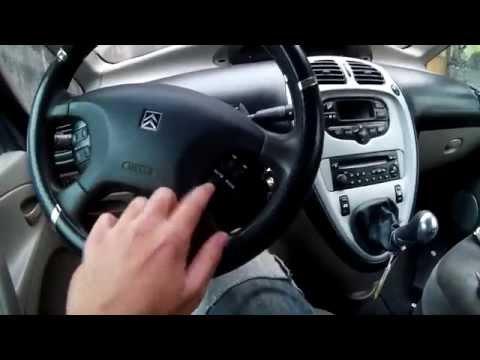 Xsara Picasso - Audio Controls on steering wheel (Stock Radio,CD)