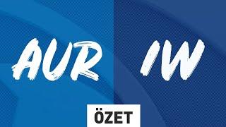Team Aurora ( AUR ) vs İstanbul Wildcats ( IW ) Maç Özeti | 2020 Kış Mevsimi 4. Hafta