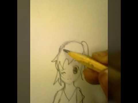 Как рисовать аниме для начинающих ♥♥♪♪♦♦♠♠♣♣ аниме картинки фото