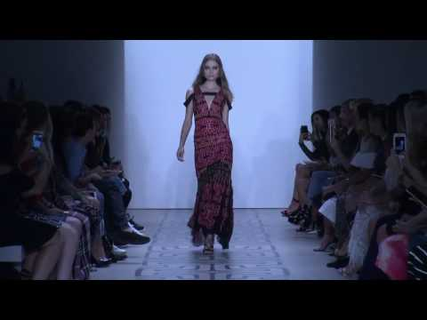 Nicole Miller | Spring Summer 2017 Full Fashion Show | Exclusive