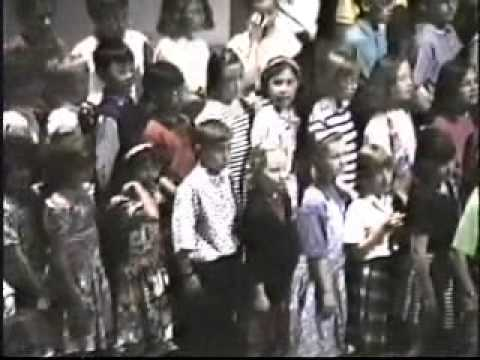 French Road Elementary School Choir Concert - May 1993
