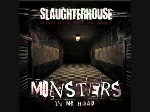 Crooked I ft. Slaughterhouse -- Monsters In My Head