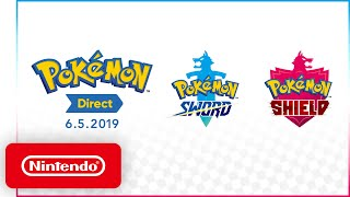 Tune in for roughly 15 minutes of information on Pokémon Sword and Pokémon Shield for Nintendo Switch in a Pokémon Direct presentation. #NintendoSwitch ...