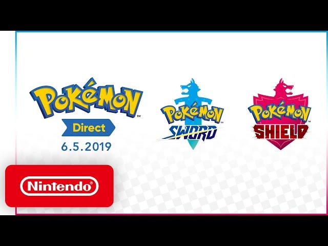 Pokemon Sword And Pokemon Shield Details Release Date Trailer