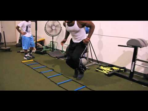 Iron Pit Video - 3rd Round Draft Pick Oakland Raiders - Sio Moore Training With The Boys!