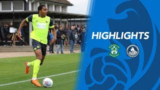 ⚽️ HIGHLIGHTS | Hibernian 2-1 Huddersfield Town U19s