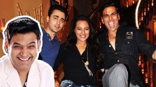 Akshay Kumar, Sonakshi, Imran on Comedy Nights with Kapil- 3rd August 2013