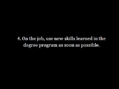 How do you get a MBA?