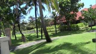 A walk through the Grand Hyatt Bali Resort