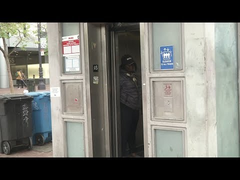 Muni, BART Join Forces To Keep Station Elevators From Being Public Toilets