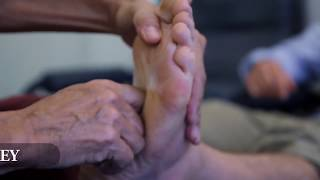 Jonathan Legg does foot reflexology! Road Less Traveled Season 2 with Jonathan Legg thumbnail