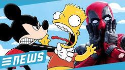 Fox-Übernahme? Was Disney wirklich will! - Flipps News