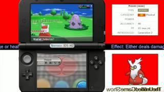 Present move Delibird Pokemon XY Signature Moves #39
