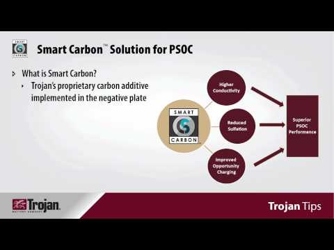 Trojan Tips - Smart Carbon - Improve Battery Performance in Partial State of Charge