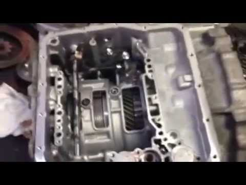 Auto Repair Rebuild U140e Toyota Transmission Youtube