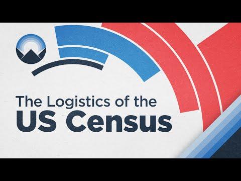 The Logistics Of The US Census