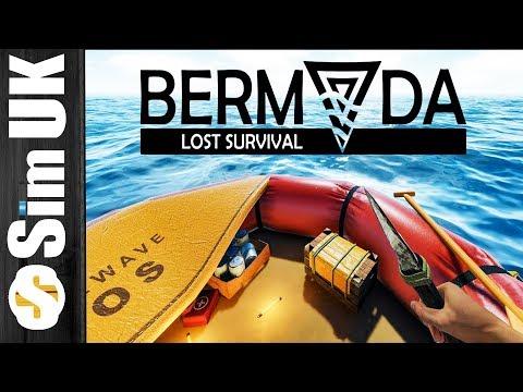 Bermuda Lost Raft Survival Gameplay Review 3 of 3
