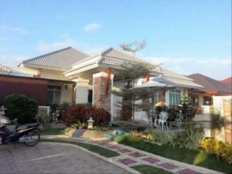 แบบบ้านไม้ชั้นเดียวราคาประหยัด แบบบ้านสไตล์เกาหลี