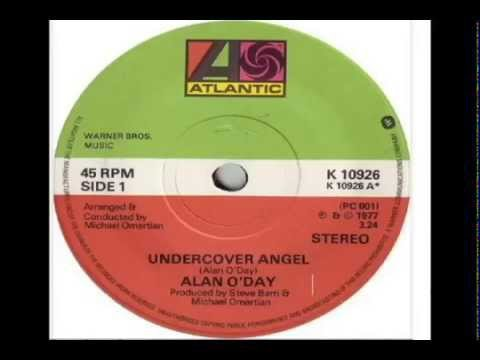 Alan O'Day - Undercover Angel (1977)