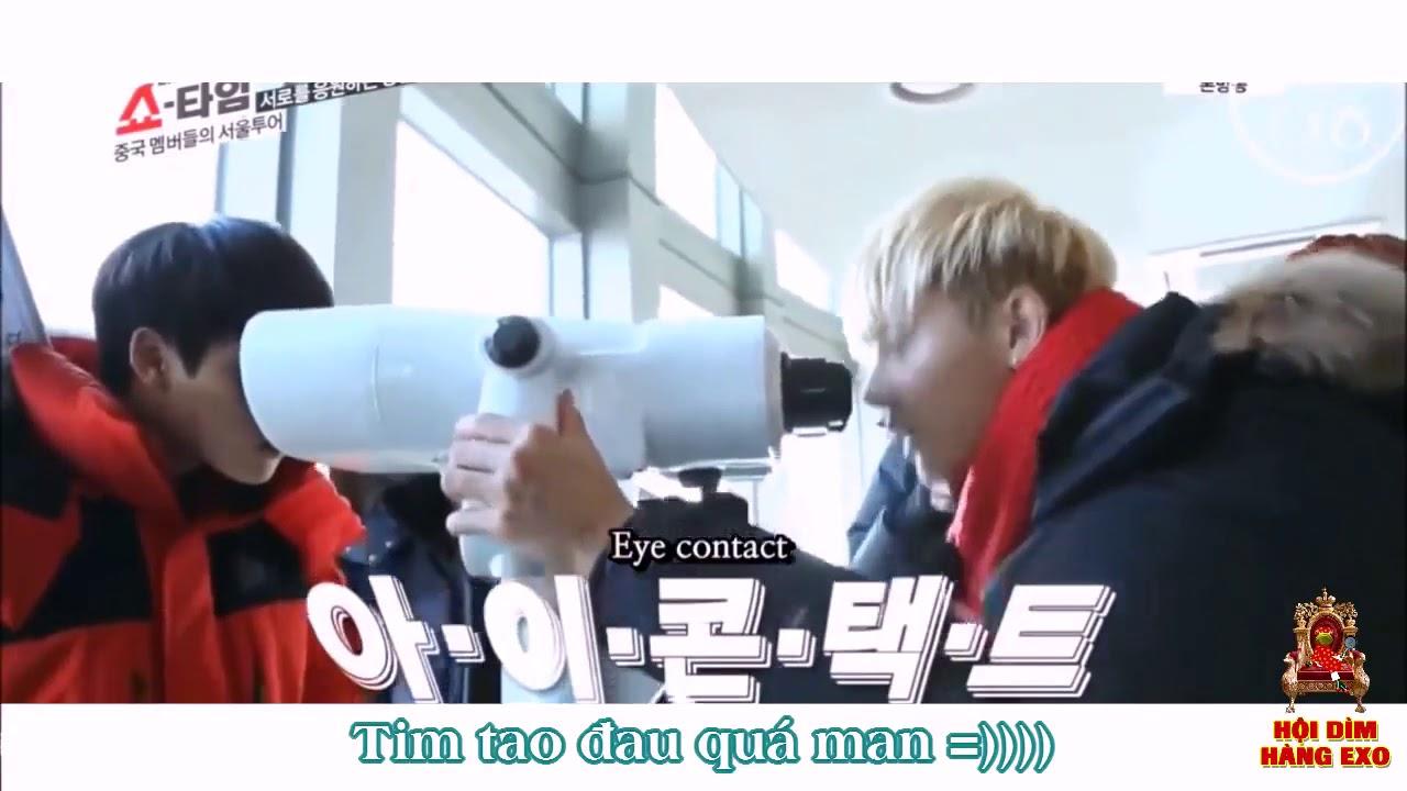 EXO Đội Quần Ly Kỳ Truyện Part 1