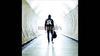 alan walker   faded where are you now? rh vocal remix