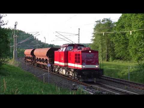 Deutsche Reichsbahn Klassiker bei der Arbeit