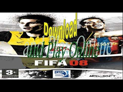 FiFa 8 Download And Play Online-تحميل فيفا 8 + اللعب أونلاين