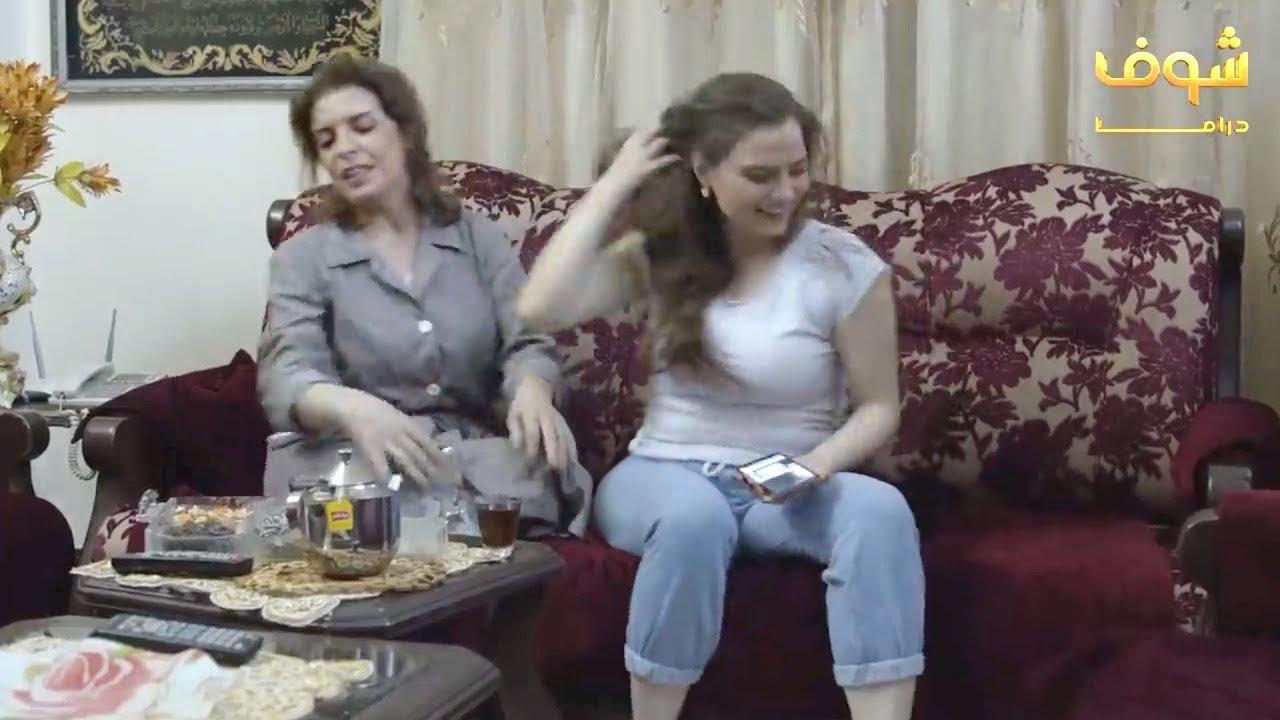 فرحانه مع امها بالمحل الجديد ، بعد ساعة دخل حرامي سلبها شرفها وصورها الندل - عن الهوى والجوى