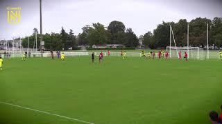 U17. Les buts de Mérignac - FC Nantes (1-7)