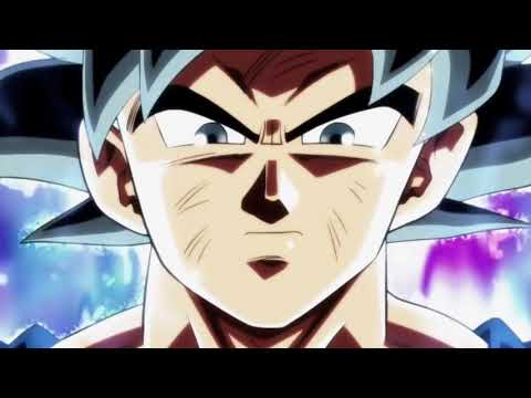 Mastered Ultra Instinct Goku vs Jiren English DUBBED 4K HD