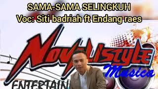 Gambar cover Karaoke sama-sama selingkuh-siti badriah ft endang raes