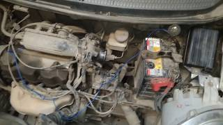 Daewoo Matiz - ремонт стартера