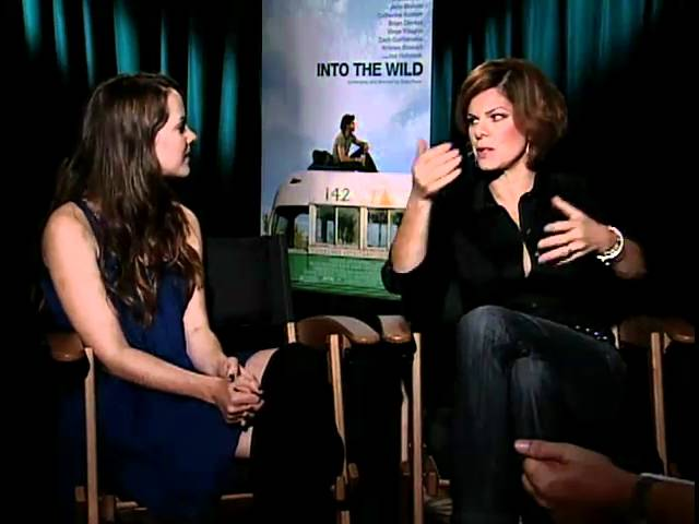 Into the Wild - Exclusive: Marcia Gay Harden and Jena Malone Interview
