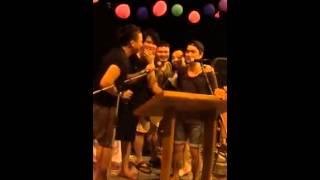 ประสานเสียงขั้นเทพ โดย เอ๊ะ จิรากร เป็ก Zeal และ บ็อบบี้ 3.50 BD Party Rote