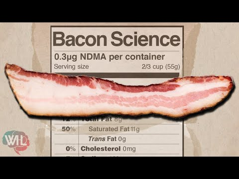 How much Bacon gives you Liver Failure? What about Colon Cancer?
