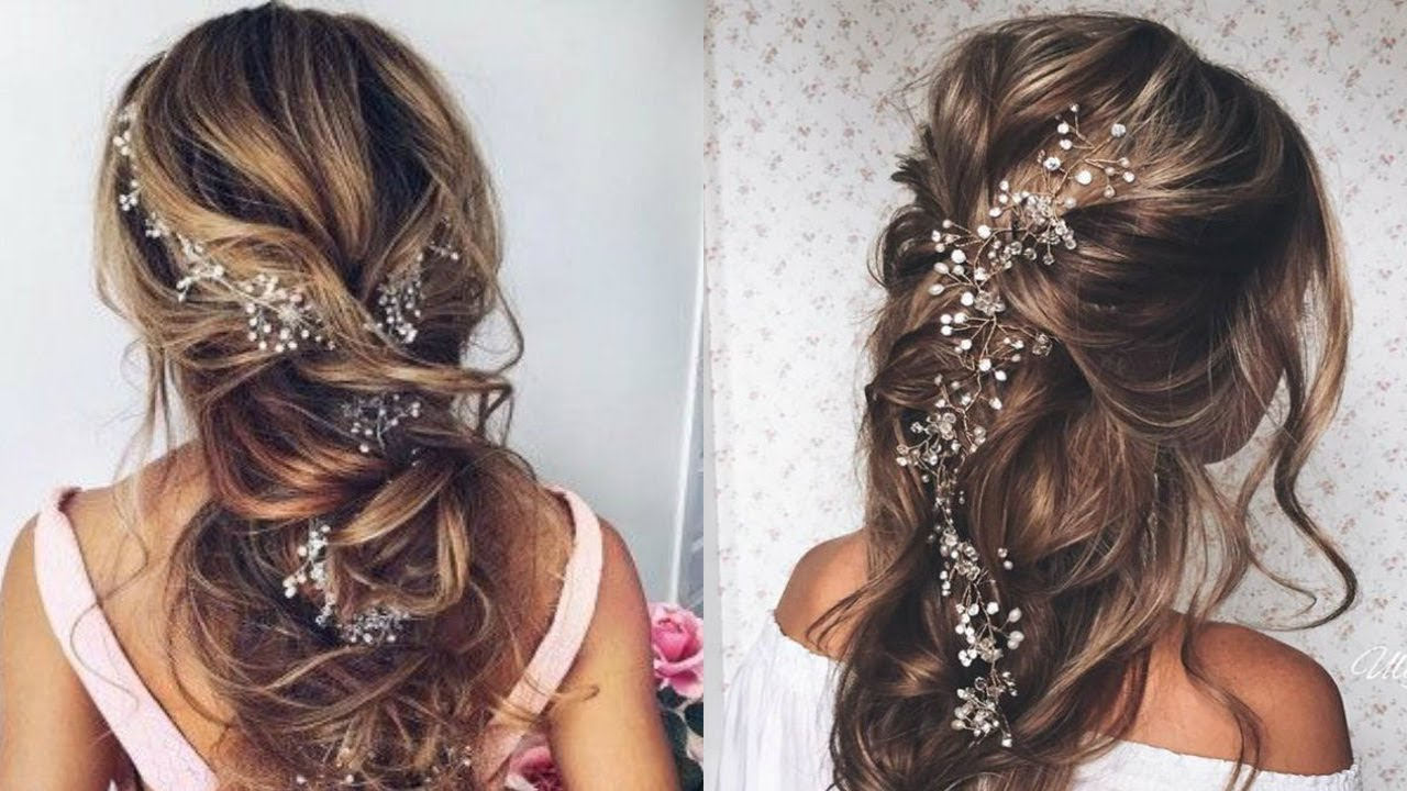 2018 Prom Hairstyles 2 Youtube