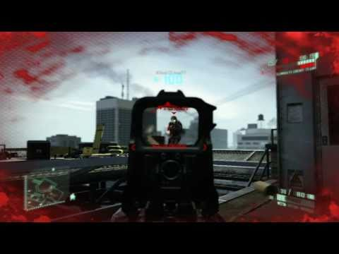 Crysis 2 Multiplayer Demo gameplay (Xbox 360 - HD PVR)