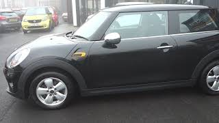 USED MINI HATCH COOPER 1.5 COOPER 3DR 134 BHP PEPPER PACK
