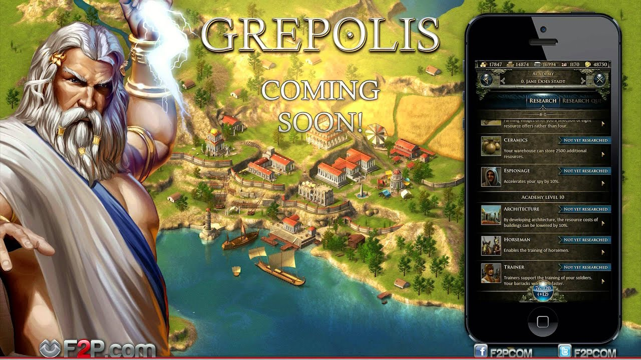 Grepolis App