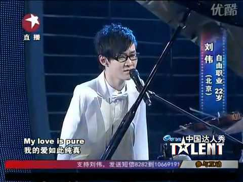 Giải nhất China got talent
