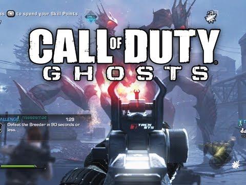 Call Of Duty: Ghosts Extinction Nightfall