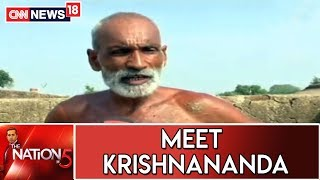 Meet Krishnananda – The Man Who Dug An Entire Pond Alone To Overcome Water Crisis