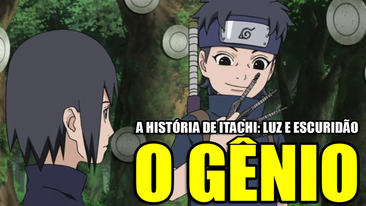 [Revisão] Naruto Shippuden ep  452 - Gênio