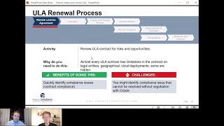 First step in any ULA renewal or exit process
